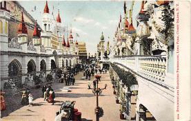 amp100771 - Amusement Park Postcard Post Card