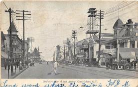 amp100772 - Amusement Park Postcard Post Card