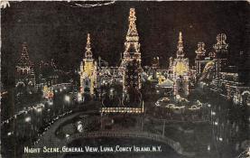 amp100774 - Amusement Park Postcard Post Card