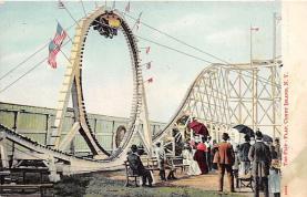 amp100778 - Amusement Park Postcard Post Card