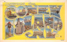 amp100779 - Amusement Park Postcard Post Card