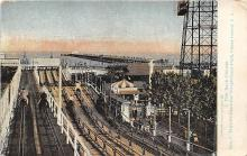 amp100780 - Amusement Park Postcard Post Card