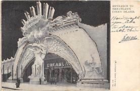 amp100786 - Amusement Park Postcard Post Card