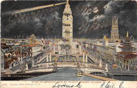 amp100792 - Amusement Park Postcard Post Card
