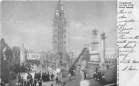 amp100794 - Amusement Park Postcard Post Card