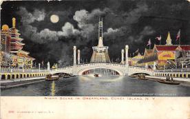 amp100798 - Amusement Park Postcard Post Card