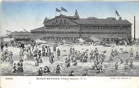 amp100807 - Amusement Park Postcard Post Card