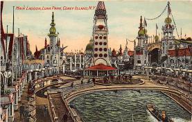 amp100810 - Amusement Park Postcard Post Card