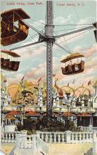 amp100812 - Amusement Park Postcard Post Card