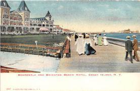 amp100815 - Amusement Park Postcard Post Card