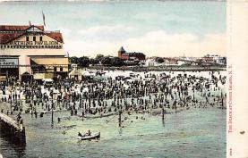 amp100816 - Amusement Park Postcard Post Card