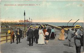 amp100818 - Amusement Park Postcard Post Card