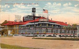 amp100823 - Amusement Park Postcard Post Card