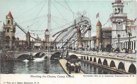 amp100828 - Amusement Park Postcard Post Card