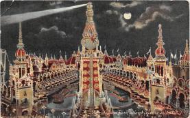 amp100832 - Amusement Park Postcard Post Card