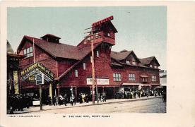 amp100835 - Amusement Park Postcard Post Card