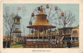 amp100840 - Amusement Park Postcard Post Card
