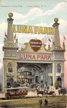 amp100842 - Amusement Park Postcard Post Card