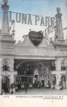 amp100843 - Amusement Park Postcard Post Card