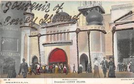 amp100851 - Amusement Park Postcard Post Card