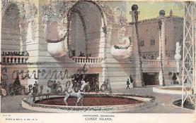 amp100852 - Amusement Park Postcard Post Card