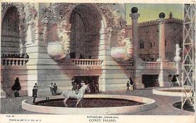 amp100854 - Amusement Park Postcard Post Card