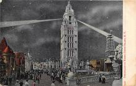 amp100856 - Amusement Park Postcard Post Card
