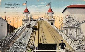 amp100868 - Amusement Park Postcard Post Card