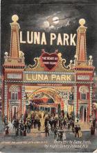 amp100869 - Amusement Park Postcard Post Card