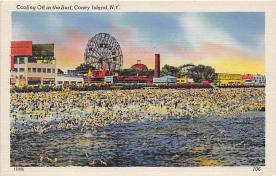 amp100879 - Amusement Park Postcard Post Card