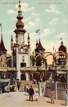 amp100881 - Amusement Park Postcard Post Card