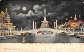 amp100887 - Amusement Park Postcard Post Card