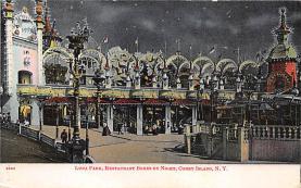 amp100901 - Amusement Park Postcard Post Card