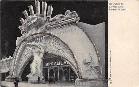 amp100907 - Amusement Park Postcard Post Card