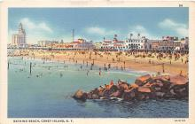 amp100920 - Amusement Park Postcard Post Card