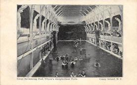 amp100921 - Amusement Park Postcard Post Card