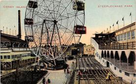 amp100925 - Amusement Park Postcard Post Card