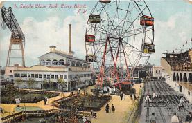 amp100926 - Amusement Park Postcard Post Card