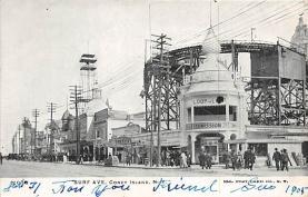 amp100927 - Amusement Park Postcard Post Card
