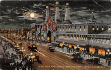 amp100931 - Amusement Park Postcard Post Card