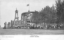 amp100932 - Amusement Park Postcard Post Card