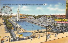 amp100934 - Amusement Park Postcard Post Card