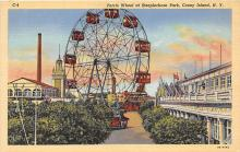 amp100942 - Amusement Park Postcard Post Card