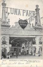 amp100944 - Amusement Park Postcard Post Card