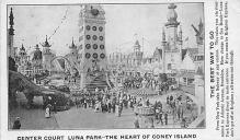 amp100964 - Amusement Park Postcard Post Card
