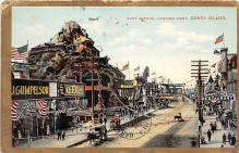 amp100967 - Amusement Park Postcard Post Card
