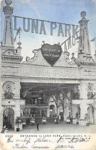 amp100972 - Amusement Park Postcard Post Card