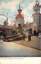 amp100973 - Amusement Park Postcard Post Card