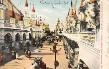 amp100989 - Amusement Park Postcard Post Card
