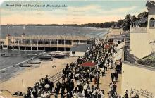 amp200010 - Crystal Beach, Canada Postcard